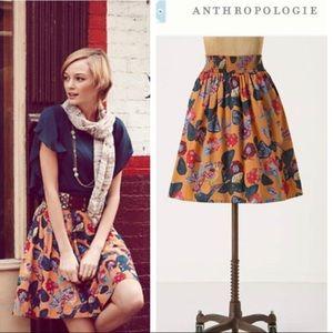 Anthropologie Fall Skirt